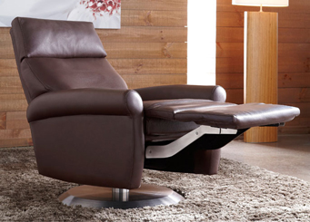 American Leather Comfort Recliner Lawrance Furniture