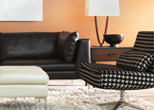 Inspiration sofa by American Leather