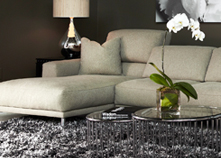 Meyer sectional by American Leather