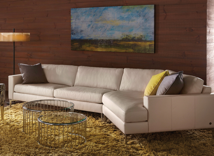 Marvelous Oliver Sectional By American Leather