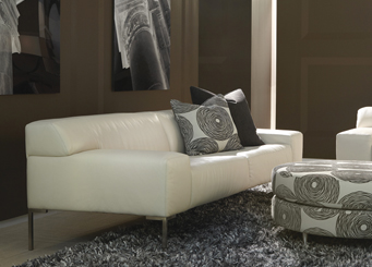 Tuscany sofa by American Leather