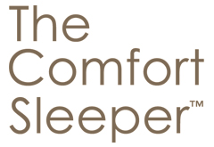 Comfort Sleeper logo LP by American Leather