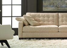 Orson sofa by American Leather